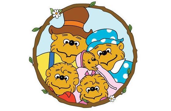 适合孩子观看的动画片 熊视频英文版+中文版免费下载百度网盘下载