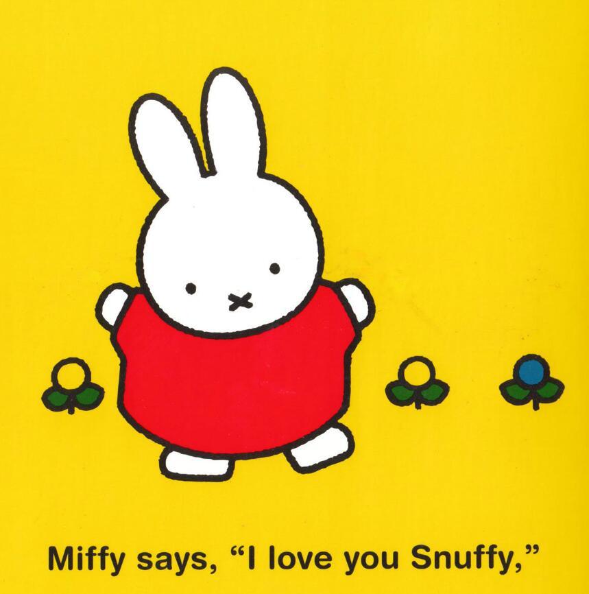 米菲的故事动画片