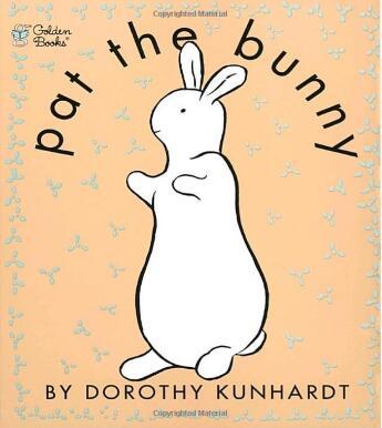 拍拍小兔子汉语绘本