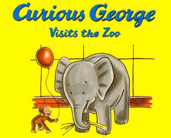 好奇的乔治中文版