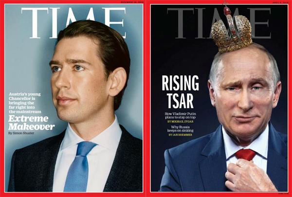 time杂志电子版