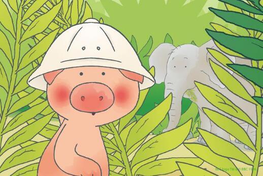小猪威比中文版全集