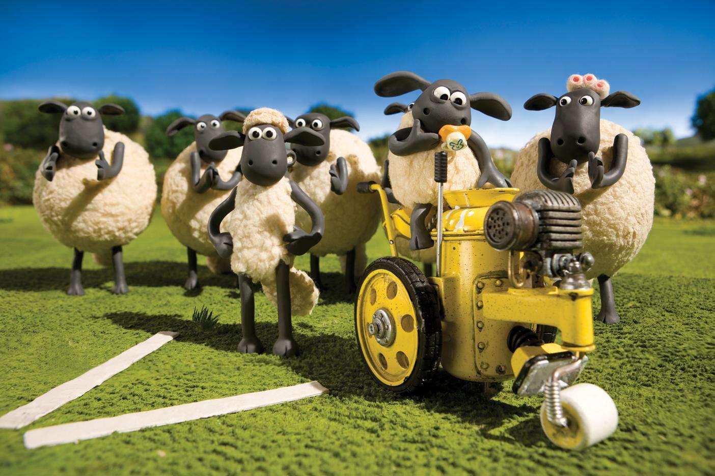 小羊肖恩第一季全集免费观看