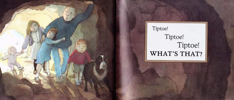 我们要去抓狗熊的故事