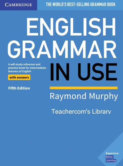 剑桥中级英语语法中文版pdf