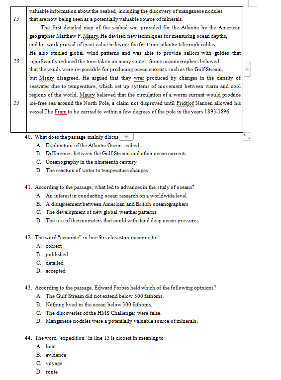托福考试真题集2下载