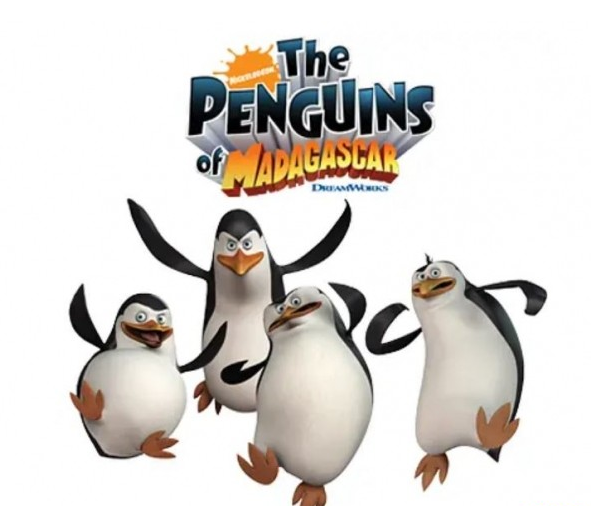 马达加斯加企鹅英文免费版