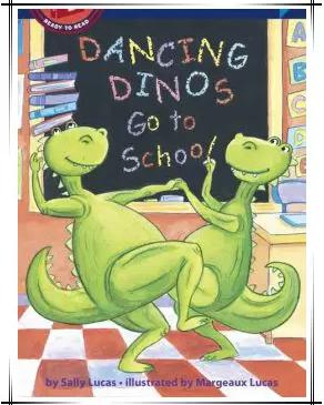 宝宝巴士恐龙跳舞
