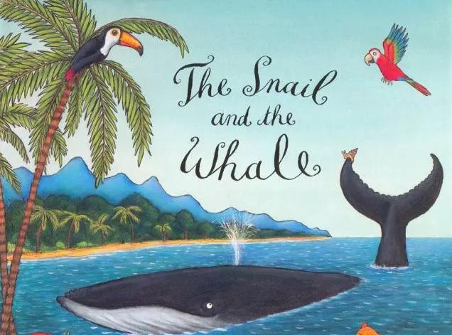 蜗牛和鲸鱼 动画片