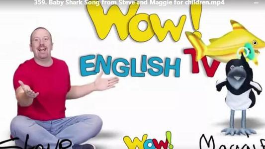 wow english tv适合什么年龄