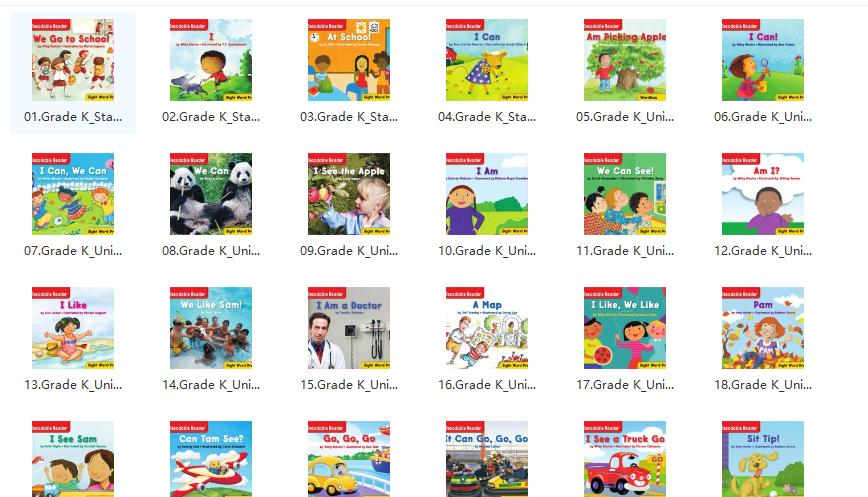 幼儿园自然拼读游戏